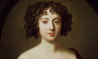 Portrait of a Courtesan, thought to be Nell Gwyn (c.1651-8) by Sir Peter Lely