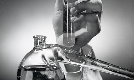 Test tube chemistry