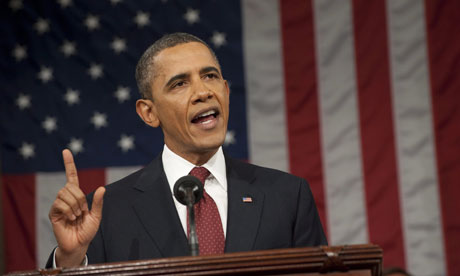 President Obama 2012 state of the union