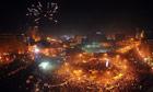 January 25 Tahrir Square