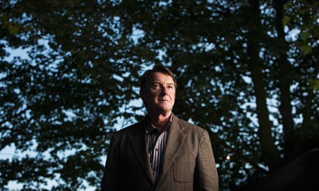 Writer Peter Mandelson