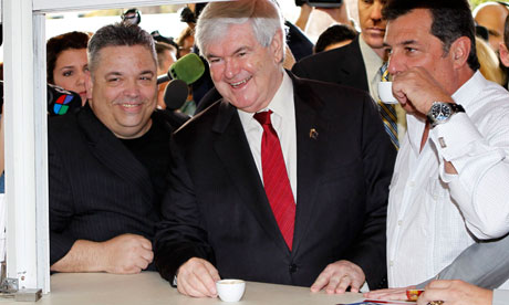 Newt Gingrich little havana