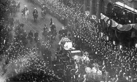 Queen Victoria funeral