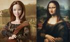 Barbie Mona Lisa
