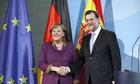 Mariano Rajoy and Ange