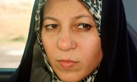 Дочь экс-президента Ирана отправлена в тюрьму