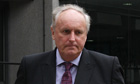 Paul Dacre, the editor of the Daily Mail