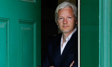 Julian Assange's extradition battle enters final round | Media ...