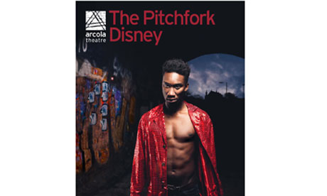 Extra Pitchfork Disney
