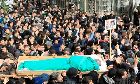 Famous People in Caskets Photos http://www.guardian.co.uk/commentisfree/2012/jan/31/syria-those-who-left