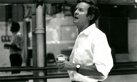 David Hare, playwright