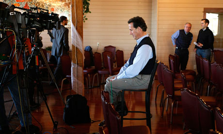 Rick SANTORUM, the morning after