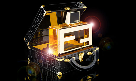 Observer Magazine Competition: Win a giant Fendi perfume bottle and