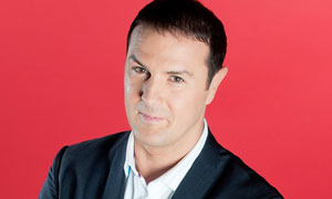 Paddy McGuinness, host of ITV1's Take Me Out