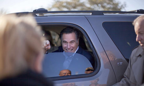Mitt Romney in South Carolina
