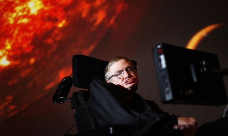 Stephen Hawking mystery
