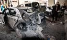 suicide bomb damascus
