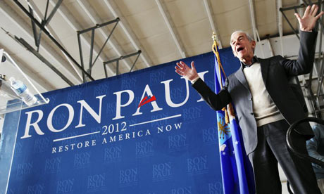 Ron Paul in New Hampshire