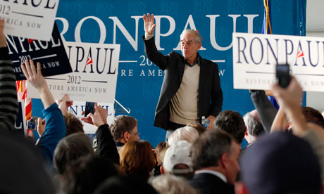 Ron Paul en New Hampshire