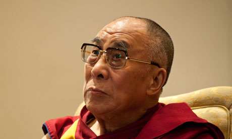 Dalai Lama condemns self-immolation