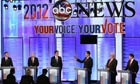 Republican debate in New Hampshire