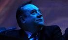 Scotland's first minister, Alex Salmond 2011