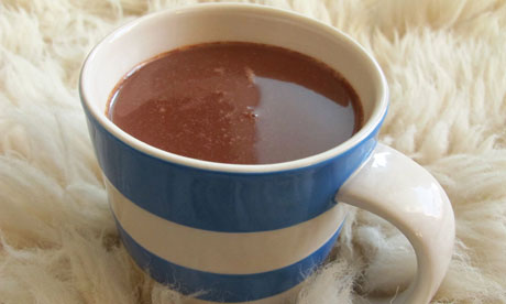 How to make perfect hot chocolate | Life and style | The Guardian