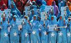 Somali women mark ousting of al-Shabaab
