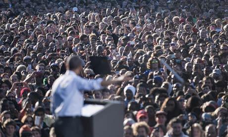 Obama younge America