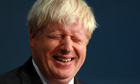 Boris Johnson Conservative Party Conference
