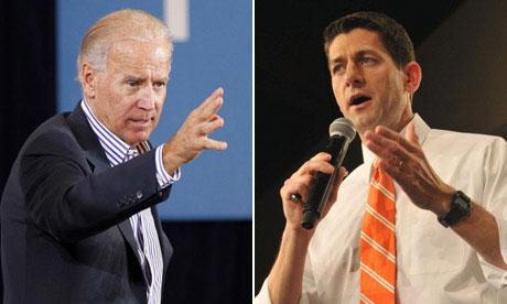 Joe Biden Paul Ryan composite