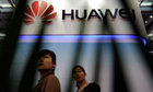 Chinese mobile firm Huawei facing international blacklisting