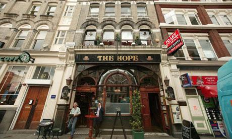Hope pub