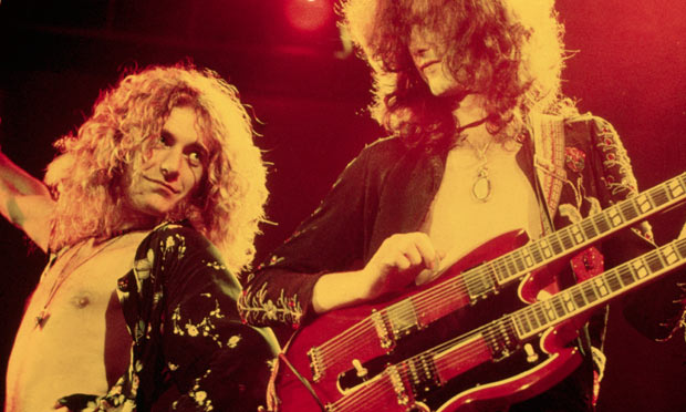 Robert Plant's Led Zeppelin acoustic plans rejected by Jimmy Page | Music | The Guardian