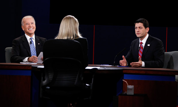 Joe biden Paul Ryan debate