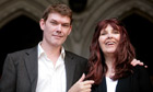 Computer hacker Gary McKinnon with his mother, Janis Sharp