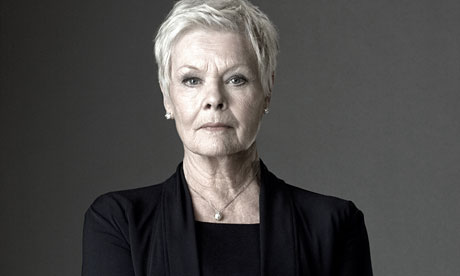 Judi Dench: 'I never want to stop working'