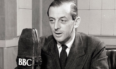 Alistair Cooke Broadcasting on BBC