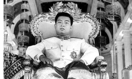Norodom Sihanouk profile