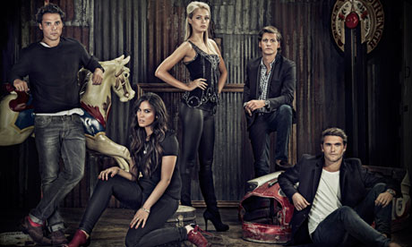Madeinchelsea on Tv Review  Made In Chelsea  Wonderland  Walking With Dogs   Television