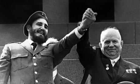 Nikita Khrushchev and cuban missile crisis