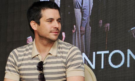 The Downton Abbey footman is played by Robert James-Collier