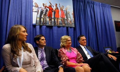 romney family hofstra