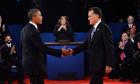 Who won Hofstra's presidential debate: Obama or Romney – panel verdict