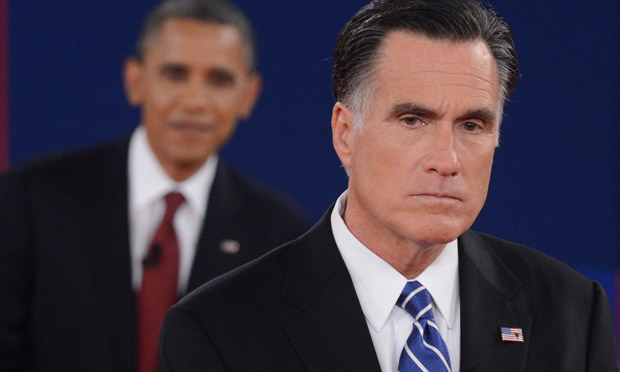 romney debate anger