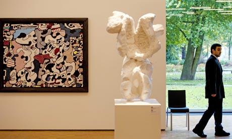 Rotterdam museum reopens after art theft