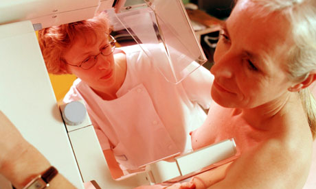 Text message reminders boost breast cancer screening attendance