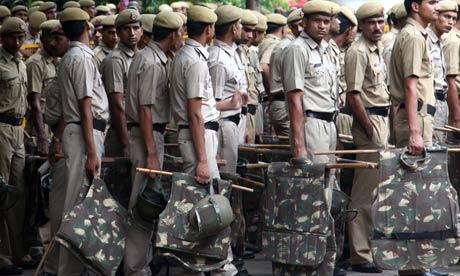 Delhi police take first step to win over suspicious public ...