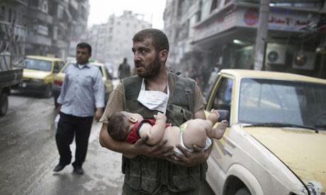 Conflict in Aleppo, Syria