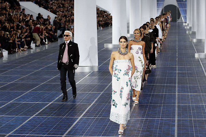 Chanel Spring/Summer 2013 collection